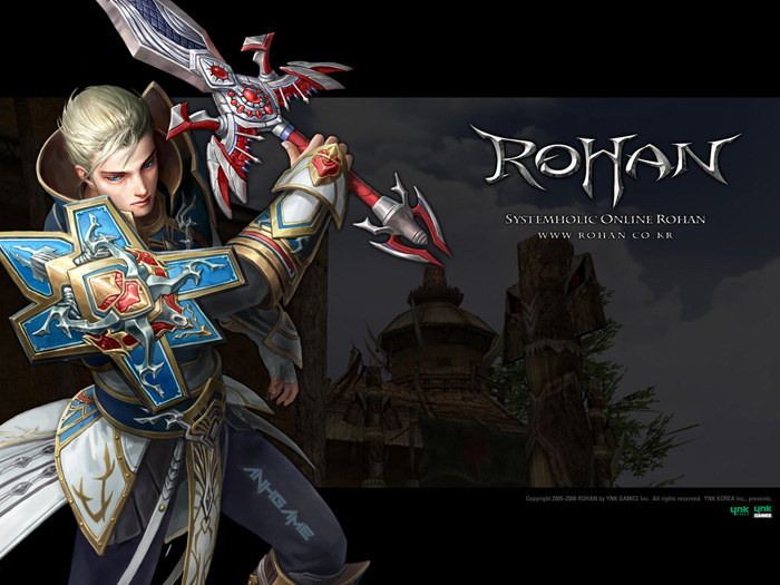 Hình nền chất lượng cao của Rohan Online - Ảnh 3