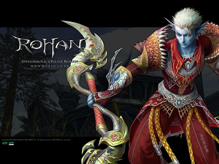 Hình nền chất lượng cao của Rohan Online