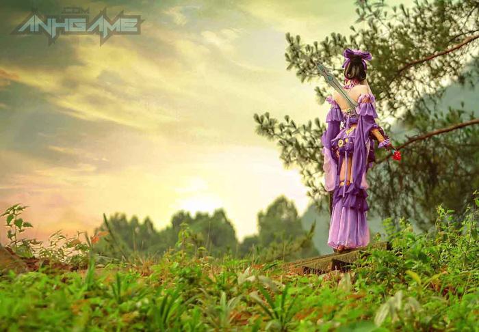VLTK 3: Vẻ đẹp của Công Tôn Nhị Nương - Ảnh 13