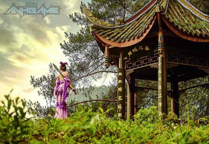 VLTK 3: Vẻ đẹp của Công Tôn Nhị Nương - Ảnh 16