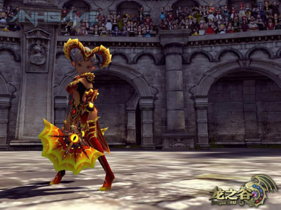 Trang phục mới toanh của Dragon Nest Trung Quốc - Ảnh 1