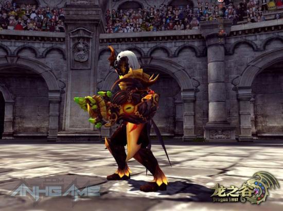 Trang phục mới toanh của Dragon Nest Trung Quốc - Ảnh 3