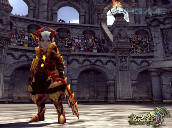 Trang phục mới toanh của Dragon Nest Trung Quốc - Ảnh 5