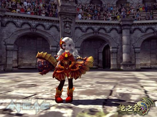 Trang phục mới toanh của Dragon Nest Trung Quốc - Ảnh 6