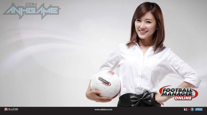 Những nữ GM xinh đẹp của Football Manager Online