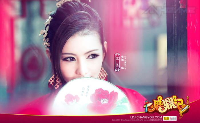 Lộc Đỉnh Ký: Những cô vợ xinh đẹp của Vi Tiểu Bảo - Ảnh 20
