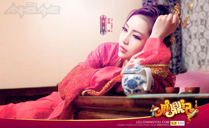 Lộc Đỉnh Ký: Những cô vợ xinh đẹp của Vi Tiểu Bảo - Ảnh 23