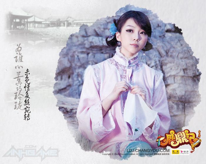 Lộc Đỉnh Ký: Những cô vợ xinh đẹp của Vi Tiểu Bảo - Ảnh 26