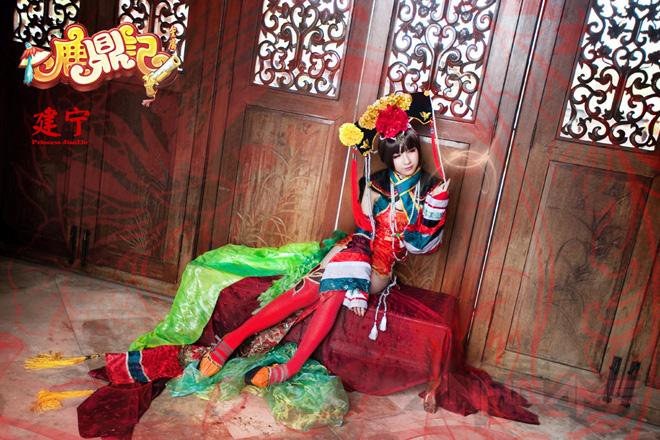 Thêm một bộ ảnh cosplay tuyệt đẹp của Lộc Đỉnh Ký - Ảnh 5