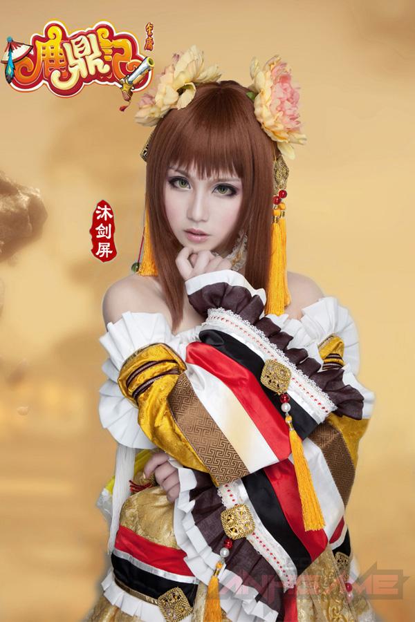 Thêm một bộ ảnh cosplay tuyệt đẹp của Lộc Đỉnh Ký - Ảnh 7