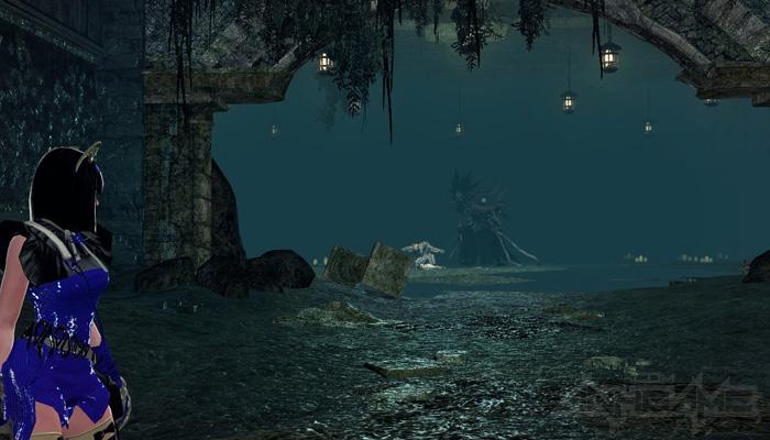 Mabinogi Heroes: Evie và lưỡi hái tử thần màu tím - Ảnh 3