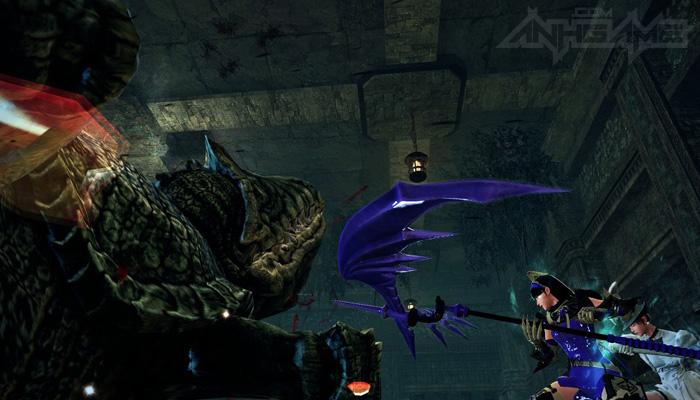 Mabinogi Heroes: Evie và lưỡi hái tử thần màu tím - Ảnh 5