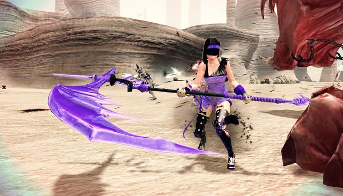Mabinogi Heroes: Evie và lưỡi hái tử thần màu tím - Ảnh 6