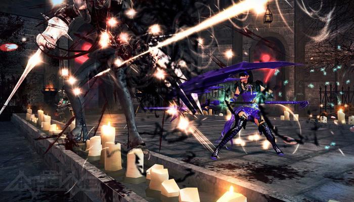 Mabinogi Heroes: Evie và lưỡi hái tử thần màu tím - Ảnh 7