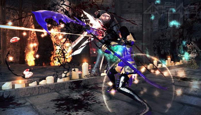 Mabinogi Heroes: Evie và lưỡi hái tử thần màu tím - Ảnh 9