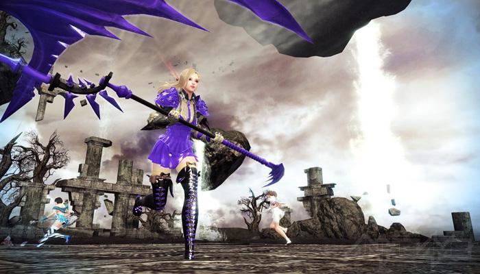 Mabinogi Heroes: Evie và lưỡi hái tử thần màu tím - Ảnh 14