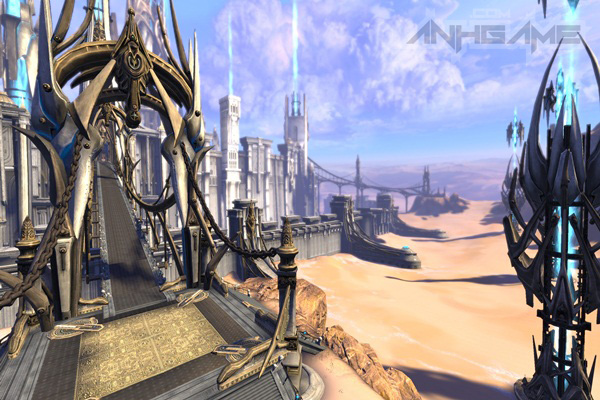 Tera: Những kỳ quan tuyệt vời của Arborea - Ảnh 32
