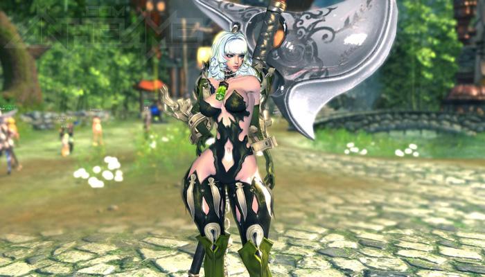 Vẻ đẹp của nữ sát thủ Berserker trong Blade & Soul - Ảnh 1