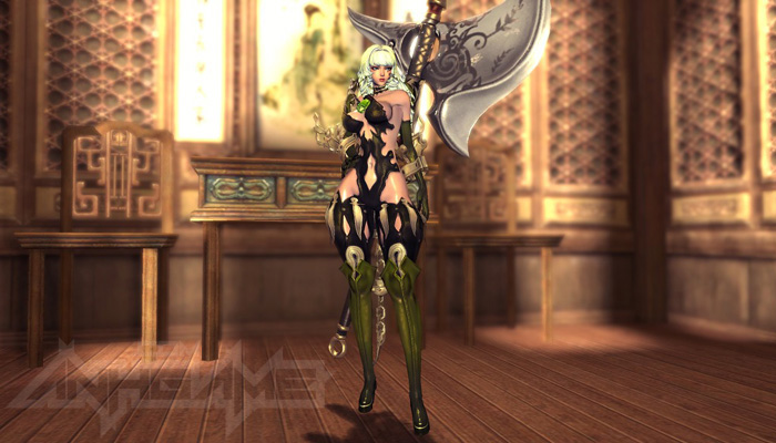 Vẻ đẹp của nữ sát thủ Berserker trong Blade & Soul - Ảnh 2