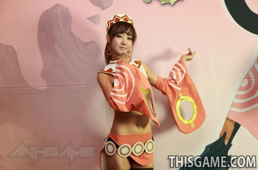 Dragon Nest: Triệu hồi sư Kali xuất hiện tại Hàn Quốc - Ảnh 9