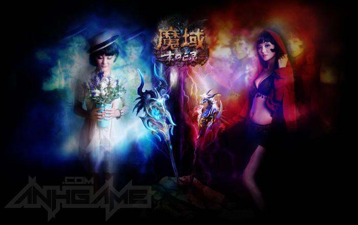 Cosplay ma mị quảng bá cho Eudemons Online - Ảnh 7