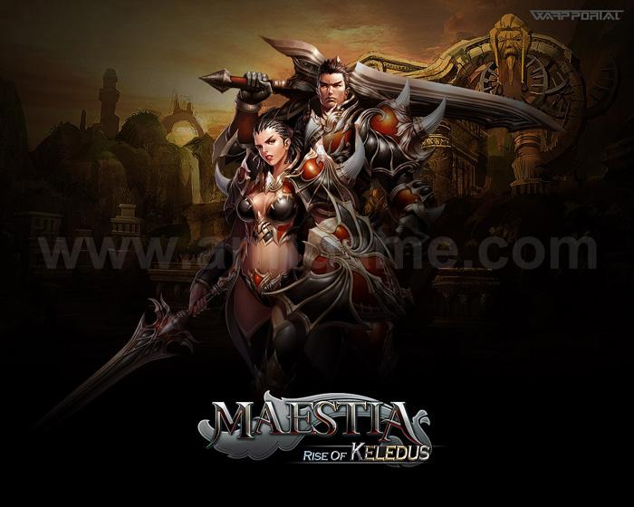 Hình nền game Maestia: Rise of Keledus - Ảnh 1
