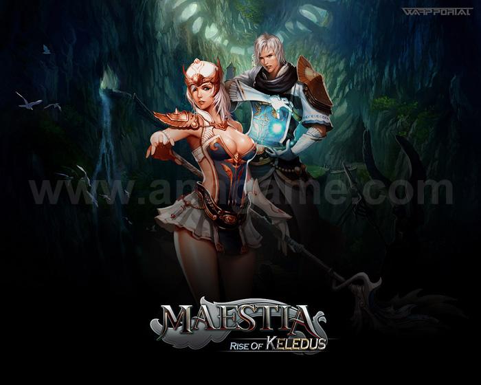 Hình nền game Maestia: Rise of Keledus - Ảnh 2