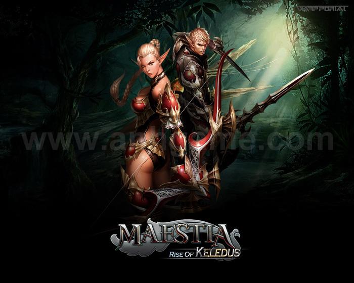 Hình nền game Maestia: Rise of Keledus - Ảnh 4