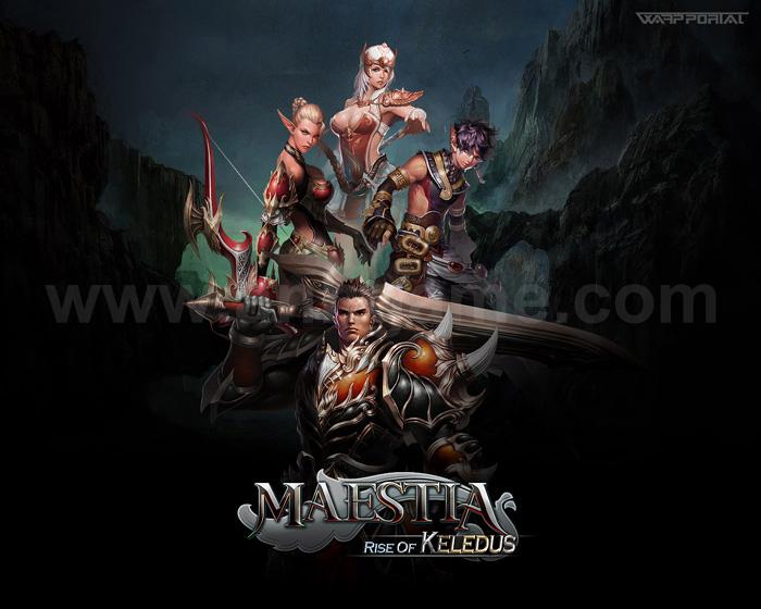 Hình nền game Maestia: Rise of Keledus - Ảnh 8