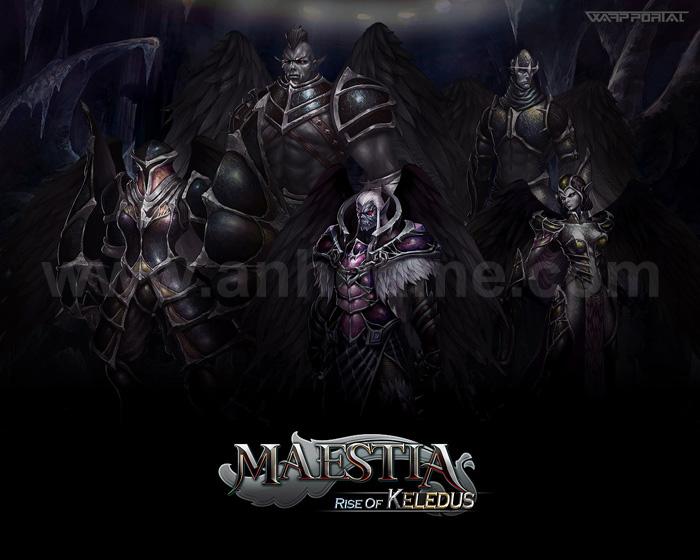 Hình nền game Maestia: Rise of Keledus - Ảnh 11