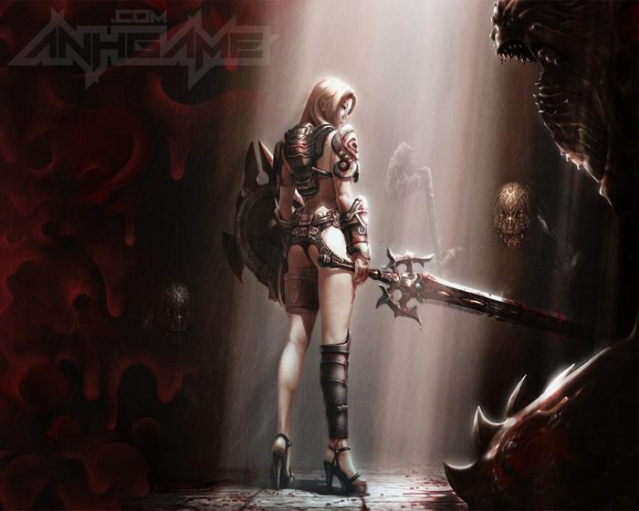 Hình nền tuyệt đẹp của MMORPG 18+ Requiem - Ảnh 3