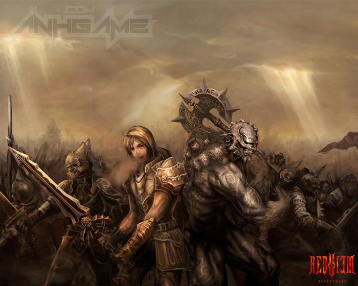 Hình nền tuyệt đẹp của MMORPG 18+ Requiem - Ảnh 5