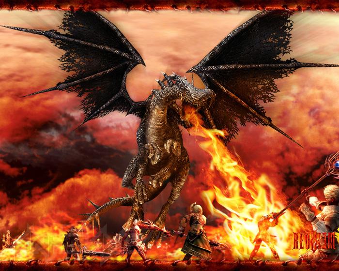 Hình nền tuyệt đẹp của MMORPG 18+ Requiem - Ảnh 6