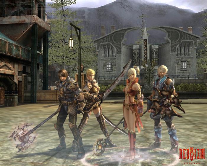 Hình nền tuyệt đẹp của MMORPG 18+ Requiem - Ảnh 7
