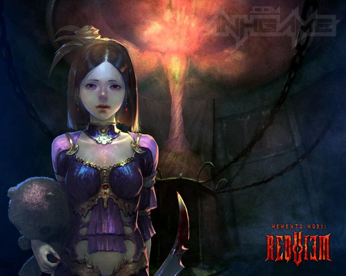 Hình nền tuyệt đẹp của MMORPG 18+ Requiem - Ảnh 10