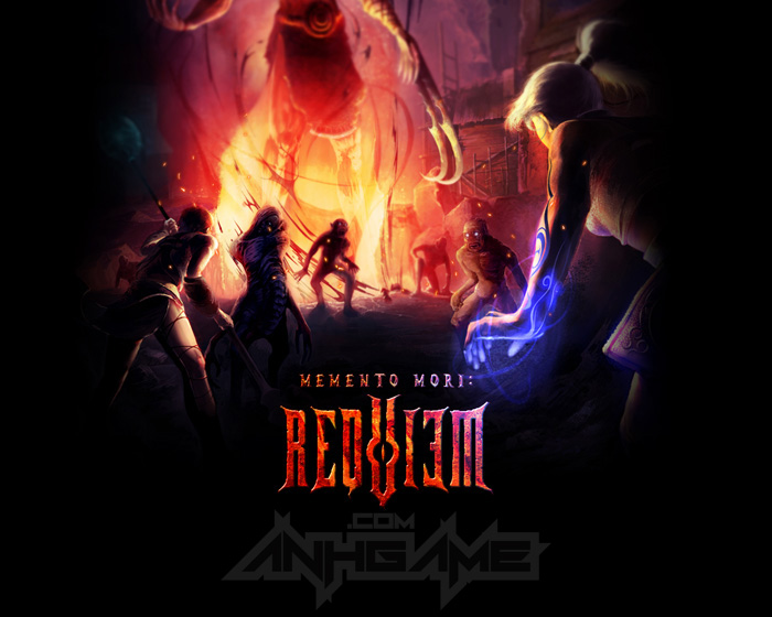 Hình nền tuyệt đẹp của MMORPG 18+ Requiem - Ảnh 11