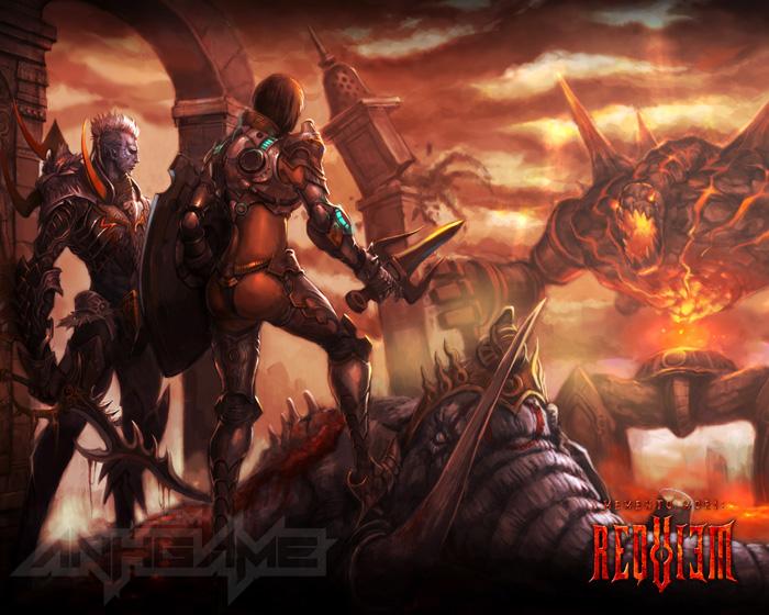 Hình nền tuyệt đẹp của MMORPG 18+ Requiem - Ảnh 12