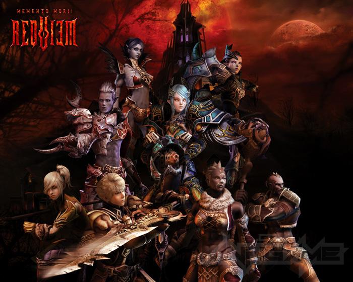Hình nền tuyệt đẹp của MMORPG 18+ Requiem - Ảnh 13