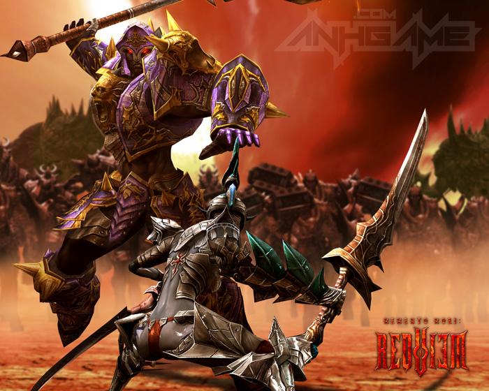 Hình nền tuyệt đẹp của MMORPG 18+ Requiem - Ảnh 15