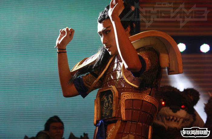 Ngắm cosplay Liên Minh Huyền Thoại tại TGC 2012 - Ảnh 4