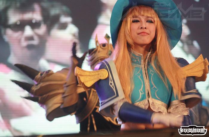 Ngắm cosplay Liên Minh Huyền Thoại tại TGC 2012 - Ảnh 6