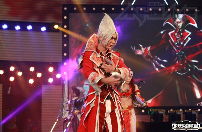 Ngắm cosplay Liên Minh Huyền Thoại tại TGC 2012 - Ảnh 9