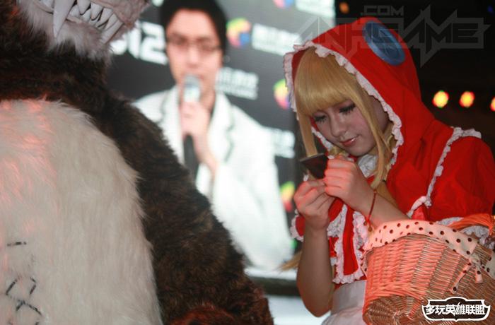 Ngắm cosplay Liên Minh Huyền Thoại tại TGC 2012 - Ảnh 12