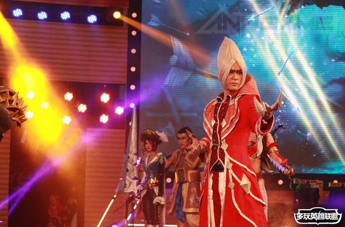 Ngắm cosplay Liên Minh Huyền Thoại tại TGC 2012 - Ảnh 29