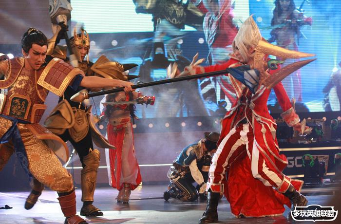 Ngắm cosplay Liên Minh Huyền Thoại tại TGC 2012 - Ảnh 34