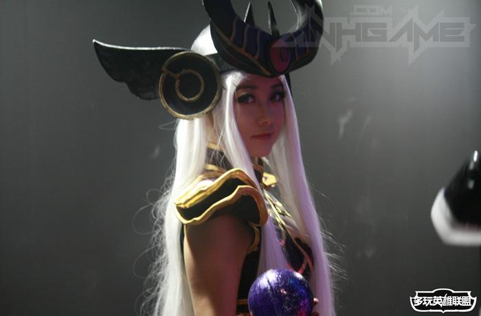 Ngắm cosplay Liên Minh Huyền Thoại tại TGC 2012