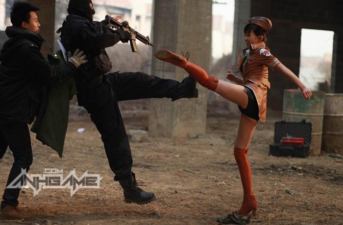 Thêm một bộ ảnh cosplay Đột Kích tuyệt đẹp - Ảnh 67