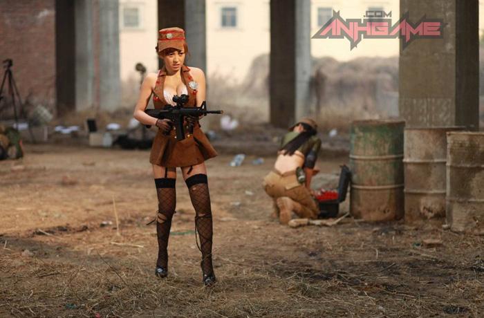 Thêm một bộ ảnh cosplay Đột Kích tuyệt đẹp - Ảnh 65