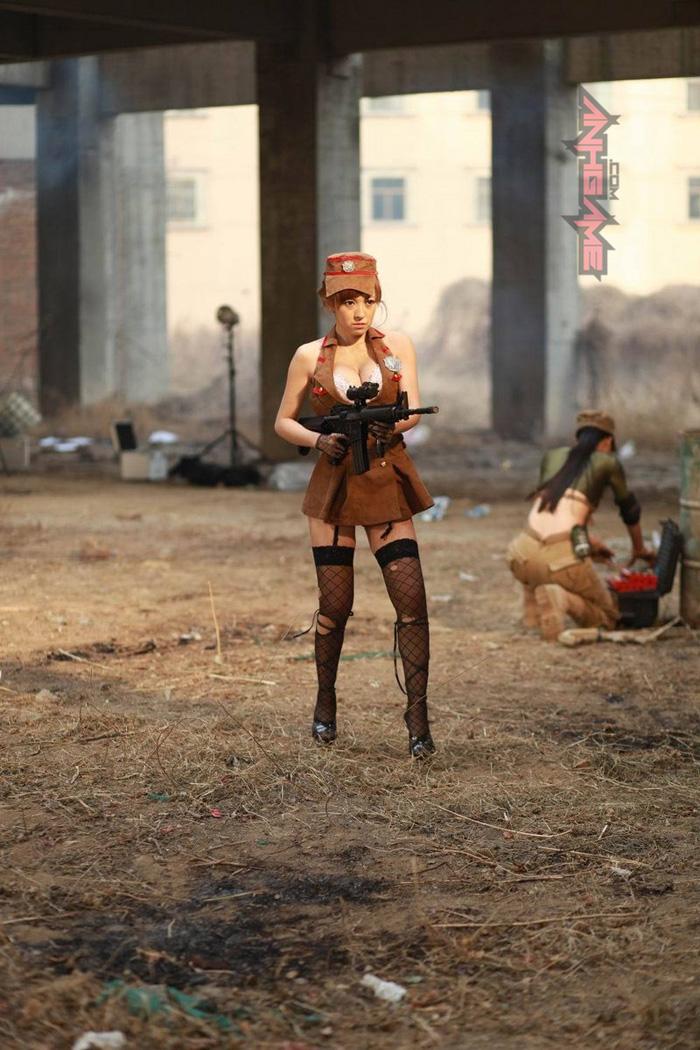 Thêm một bộ ảnh cosplay Đột Kích tuyệt đẹp - Ảnh 64