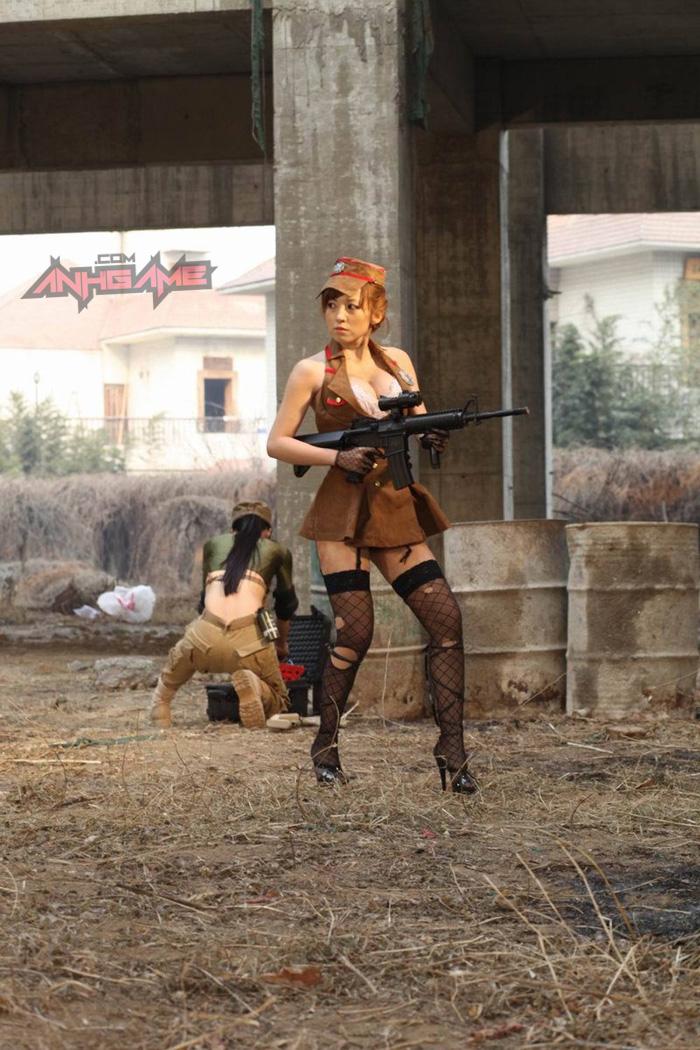 Thêm một bộ ảnh cosplay Đột Kích tuyệt đẹp - Ảnh 63